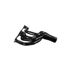 Left Side Crash Replacement IMCA Modified Long Tube Header, 1-5/8 Step