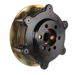 Ram Clutches 9371S Disc Clutch, Chevy Triple Disc, 10 Spline, 1986-Up