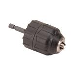Titan Tools 16207 3/8 Inch Keyless Drill Bit Chuck