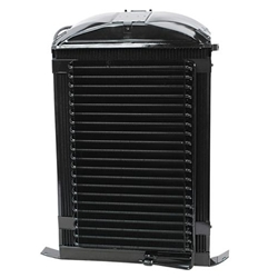 Walker Z-Ac494-1 Z-Series 36 Ford Radiator & AC Condenser-Chevy Engine