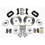 Wilwood 140-10996 1964-74 GM Front Disc 11 Inch Pro Series Brake Kit