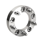 Billet Aluminum Early Ford Wheel Adapters, 5-1/2 - 5-1/2 Inch, 5 Lug
