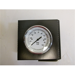 Garage Sale - Classic Instruments White Hot Series 10,000 RPM Tach