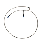 Goodridge SP670-22 -2 AN Brake Line Kit, Mini/Micro Sprint, Short Line
