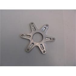 Garage Sale - Micro/Mini Billet Aluminum Rear Brake Rotor Hub - 5 Inch Bolt Circle
