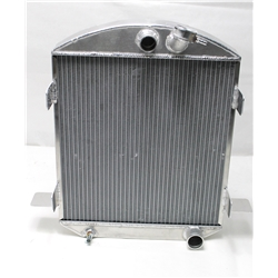 Garage Sale - AFCO 1923 T-Bucket Aluminum Radiator, Chevy Engine, No Trans Cooler