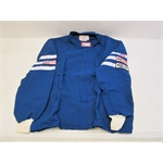 Garage Sale - RJS Single Layer Driving Jacket, Large, Blue
