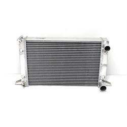 Garage Sale - AFCO 80104N Scirocco-Style Dual Pass Radiator RH In/Outlet 1.5/1.75 OD