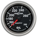Auto Meter 7641 Sport-Comp II Mechanical Oil Temperature Gauge