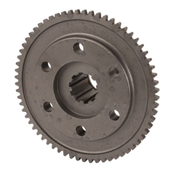 Brinn 79070 Small Block Chevy Steel Flywheel, 2 Piece Main, 1955-1985