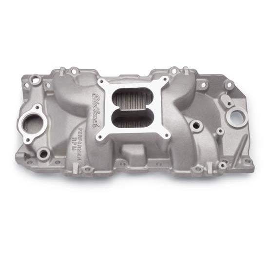 Edelbrock 7163 Performer RPM 2-R Intake Manifold, Big