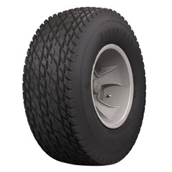Coker Tire 613132 Dirt Track Double Diamond Grooved Rear Tire 11.00-15