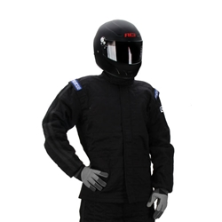 Sparco 001057J0XSNR  Jade Three-Layer Racing Jacket, SFI 3.2A/5 Rated