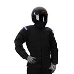 Sparco Jade Three-Layer Racing Jacket, SFI 3.2A/5 Rated
