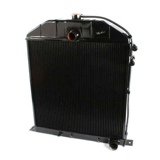 Walker Z-Ac493-1 Z-Series 1942-48 Ford Radiator/Condenser Chevy Engine