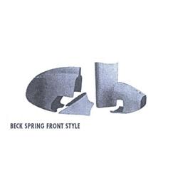 Vintage Beck (Spring Style) Sprint Car Fiberglass Cowl