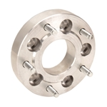 Aluminum 1928-35 Ford Wire Wheel Adapters, 5 x 4-3/4 Inch