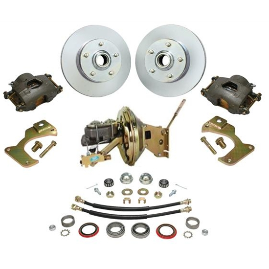 1967-1970 Chevy 1/2 Ton Pickup Front Disc Brake Conversion Kit