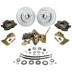 1967-1970 Chevy Pickup Front Disc Brake Conversion Kit
