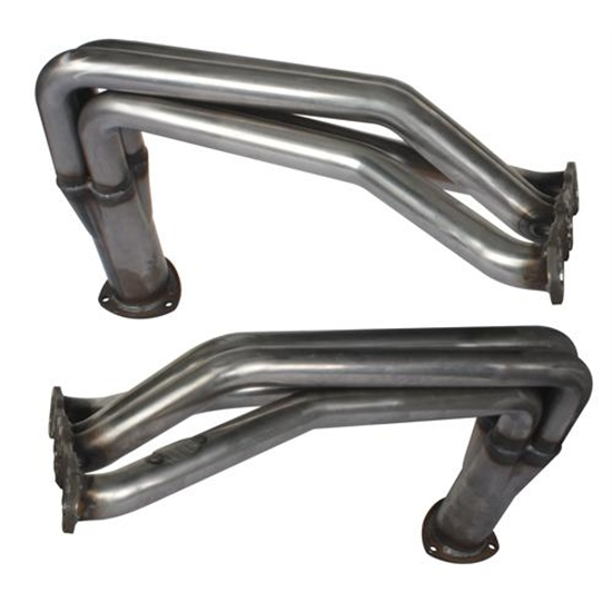 Dougs Headers D355-R 1955-57 S/B Chevy Fenderwell Headers