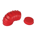 Injector Stack Wash Plugs, 2.555 - 2.690 Inch, Set/10
