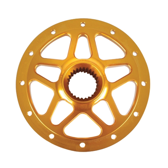 Garage Sale - Stallard Chassis BC250-518 Forged 27 Spline 10 Inch Rear Wheel Center