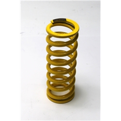 Garage Sale - AFCO Yellow 2-5/8 I.D. Coil-Over Spring, 10 Inch, 350 Rate