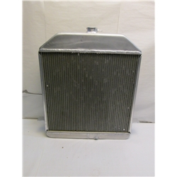 Garage Sale - Griffin Aluminum Flathead V8 Ford Radiator, 1939 Deluxe, 1940 All
