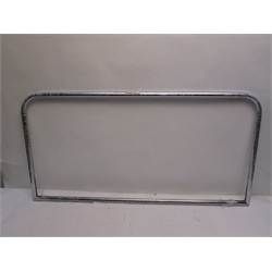 Garage Sale - One-Piece Round Top Model T Windshield Frame, 39-5/8 Inches Wide