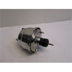 Garage Sale - Dual Diaphragm 7 Inch Stainless Brake Booster