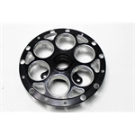 Henchcraft Chassis Mini Lightning Sprint Left Front Hub
