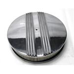 Garage Sale - 14 Inch Round Double Finned Air Cleaner