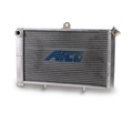 AFCO 80207 Micro/Mini/Midget 21x12 Cage Mount Double Pass Radiator