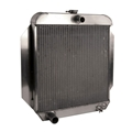 AFCO 1953-56 Ford Truck Aluminum Radiator, Ford Engine
