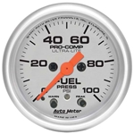 Auto Meter 4371 Ultra-Lite Digital Stepper Motor Fuel Pressure Gauge