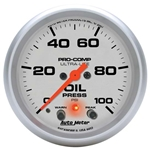 Auto Meter 4452 Ultra-Lite Digital Stepper Motor Oil Pressure Gauge
