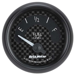 Auto Meter 8016 GT Air-Core Fuel Level Gauge, 2-1/16 Inch
