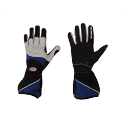 Bell Red Vision Gloves SFI 3.3/5, Extra Extra Large