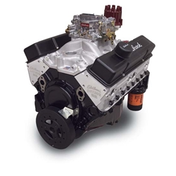 Edelbrock 45080 Crate E-Street Carbureted 9.0:1 Performance Engine