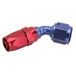 Fragola 224509 45 Degree Adapter Hose End Fitting, -8 AN to -10 AN