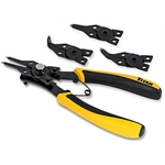 Titan Tool 18402 Combination Snap Ring Plier Set