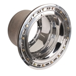 Weld Racing 15 x 16 Splined Rear Wheel - Outer Half - 6 Inch Offset