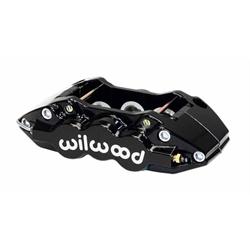 Wilwood 120-11664-RS W6A Radial Rear Mount LH Caliper, Black