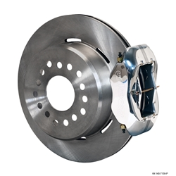 Wilwood 140-7139-P FDL Rear Brake Kit, Big Ford 2.36 Off