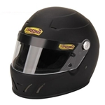 Speedway SA2010 Lightweight Race Helmet, Pre-Drilled Holes