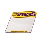 Speedway Dry Erase Marker Board, 17-1/2 Inch x 19-1/2 Inch