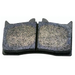 Hawk HB237M.480 NDL/Dynalite Bridge Bolt Brake Pads, ST/4 .480 Inch