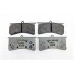 Garage Sale - Hawk HB101AL Aluminum Rotor Disc Brake Pads