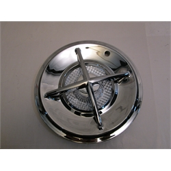 Garage Sale - Cross Bar Style Wheel Covers, 15 Inch, Set of 4