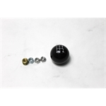 Garage Sale - Lokar SK-6876 5 Speed Black Manual Shift Knob